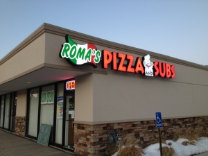 Roma's Pizza and Subs