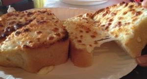 Bernie's Garlic Cheese Bread