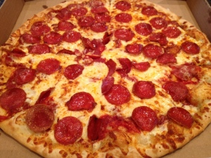 Pepperoni Lovers Pizza
