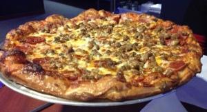Yotes Cowboy Pizza